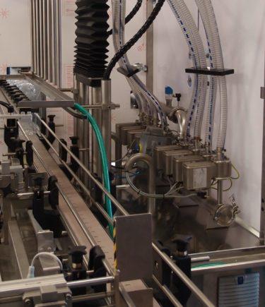 LPP 8 with flowmeters
